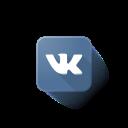 logo, vk, vkontakte icon