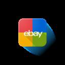 ebay, logo icon