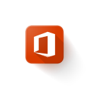logo, microsoft, office icon