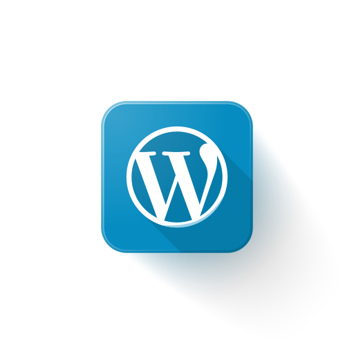 logo, wordpress icon