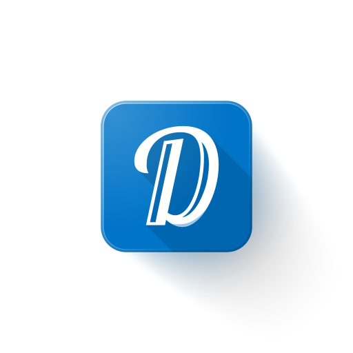 diply, logo icon