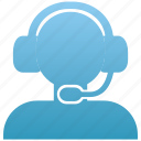 call, customer, help, information, question, service, support icon