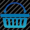 bag, basket, buy, commerce, ecommerce, shopping, solution icon