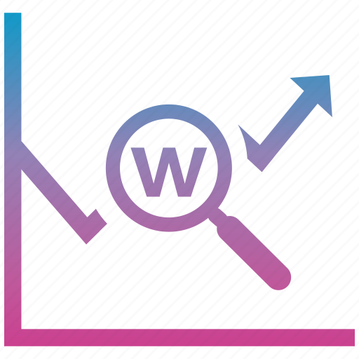 find, internet, keyword, magnifier, research, search, seo icon