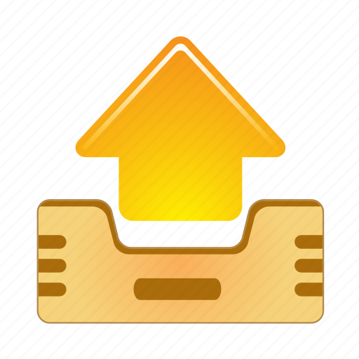 document, documents, file, folder, upload icon