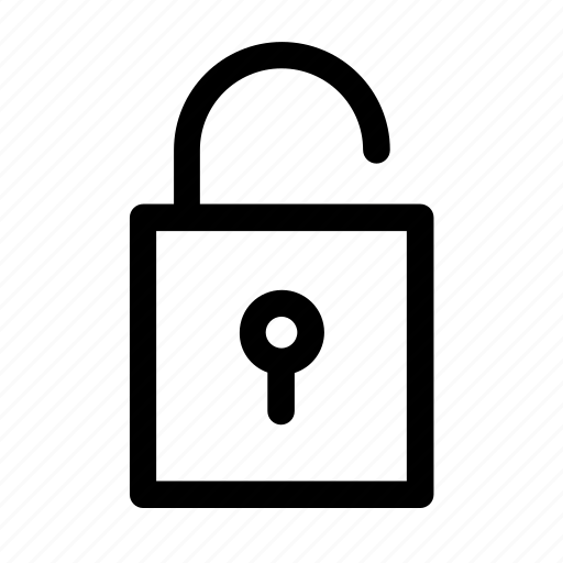 icons, lock, locked, post, postage, security, unlock icon