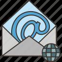 email, online, message, mail, inbox