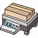 scales, weight, measurement, cost, parcel