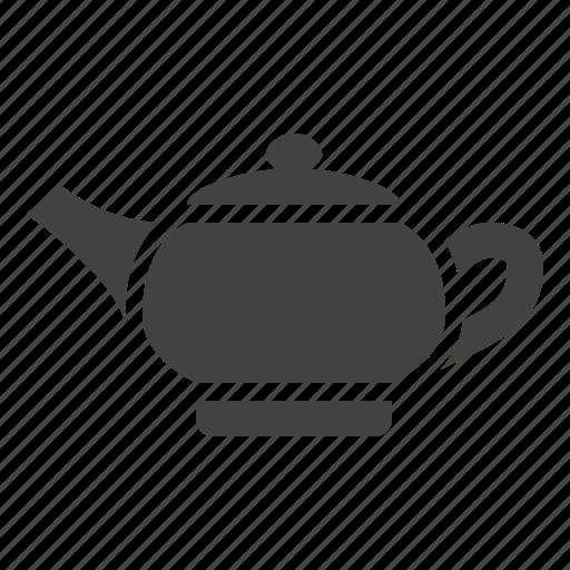 ceramics, clay, kettle, pottery icon