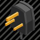 electric plug, parallel plug, plug, plug switch, switch icon