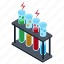chemical reaction, chemistry lab, chemistry practical, power chemical, power test icon