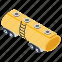 fuel delivery, fuel tank, fuel truck, industrial tank, tank wagon icon