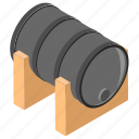 industrial tank, storage tank, tank, water storage, water tank icon