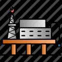 eco, energy, oil, power, rtg icon