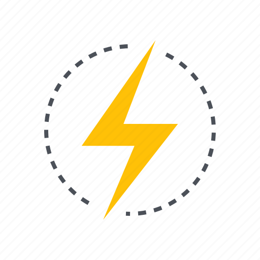 charge, electric, electricity, energy, power icon