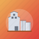 depository, factory, industry, repository, warehouse icon