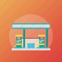 fuel dispenser, fuel pump, gas station, petrol kiosk, petrol pump icon