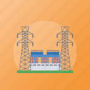 factory, fossil fuel, mill, oil industry, petroleum industry icon