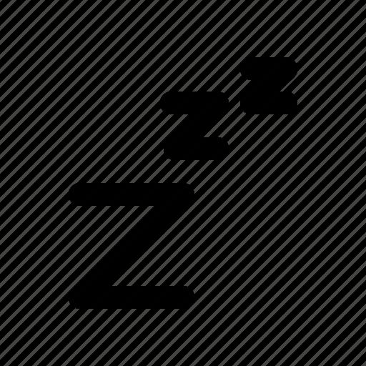 avatar, emoticon, emotion, sleep, zzz icon