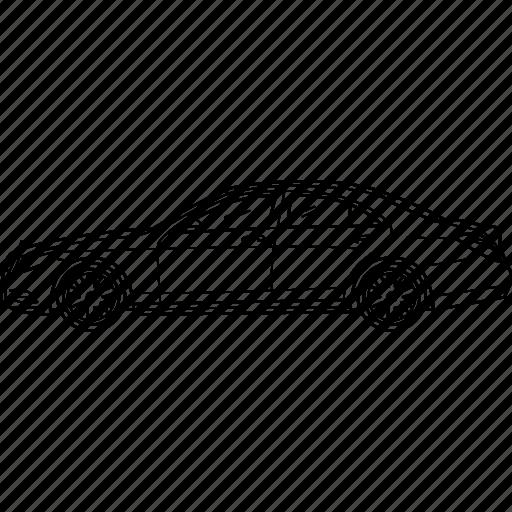 automobile, car, class, mercedes, mercedes benz, racing, s icon
