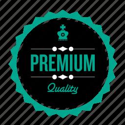 badge, best, label, premium, product, quality, tag icon