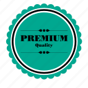 badge, best, label, premium, product, quality, tag icon