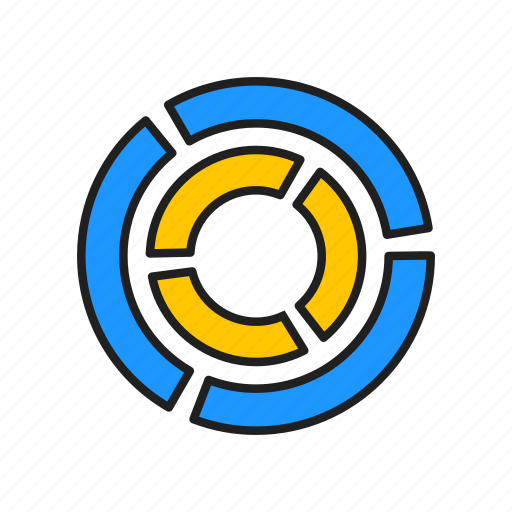 Chart, graph, pie chart, diagram icon - Download on Iconfinder