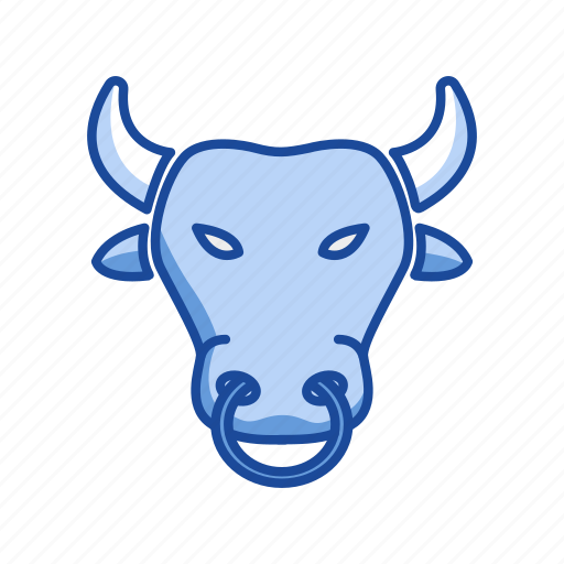 Animal, bull, bull market, stock marketing icon - Download on Iconfinder
