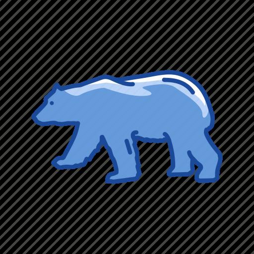 Animal, bear, bear market, stock marketing icon - Download on Iconfinder