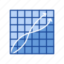 bar graph, chart, graph, marketing icon