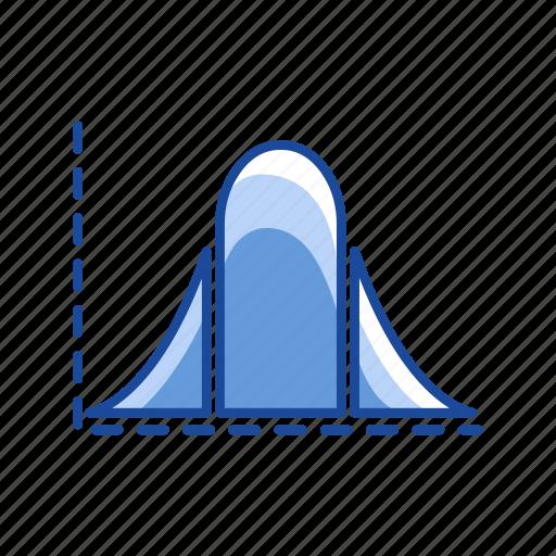 bar graph, chart, data, marketing icon