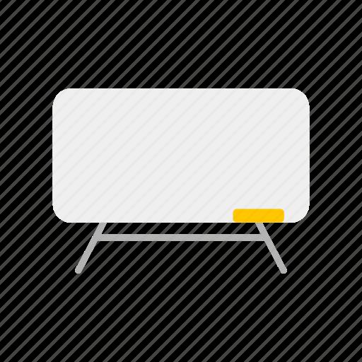 board, chalk board, classroom, lecture icon