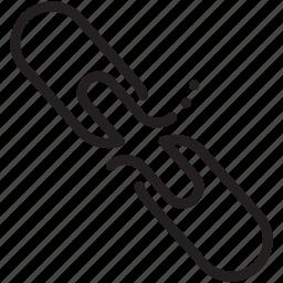broken, chain, connection, hyperlink, link, share, url icon