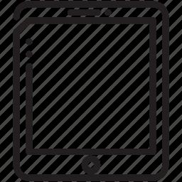 ipad, iphone, mobile, phone, smartphone, tab, tablet icon