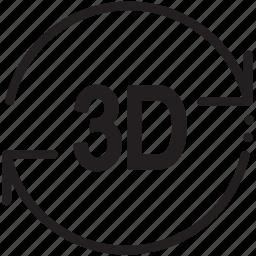 rotation, sync, synchronization, update icon