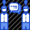communication, conversation, presentation, talk