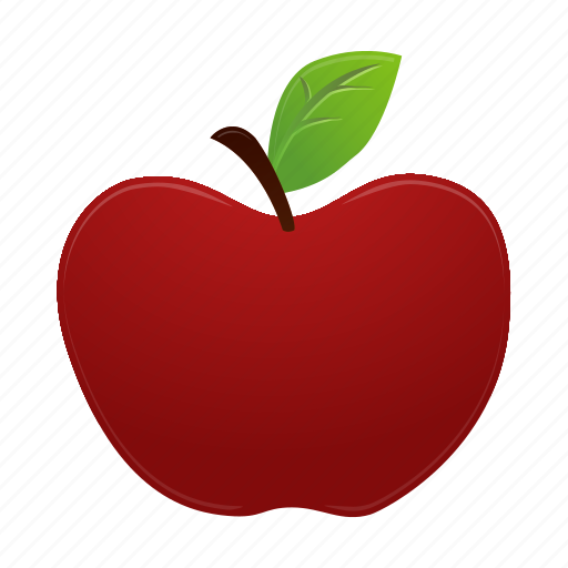 apple, education, school icon