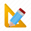 edit, measure, tool, tools icon