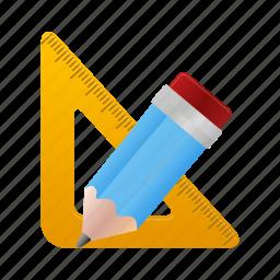 edit, measure, tool, tools icon