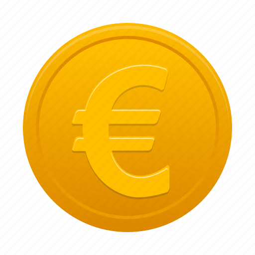 cash, coin, currency, dollar, euro, money, payment icon