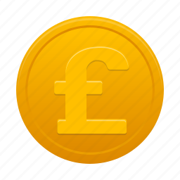 cash, coin, currency, dollar, money, payment, pound icon