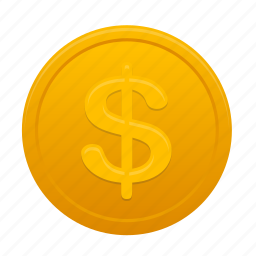 cash, coin, currency, dollar, money, payment, us icon