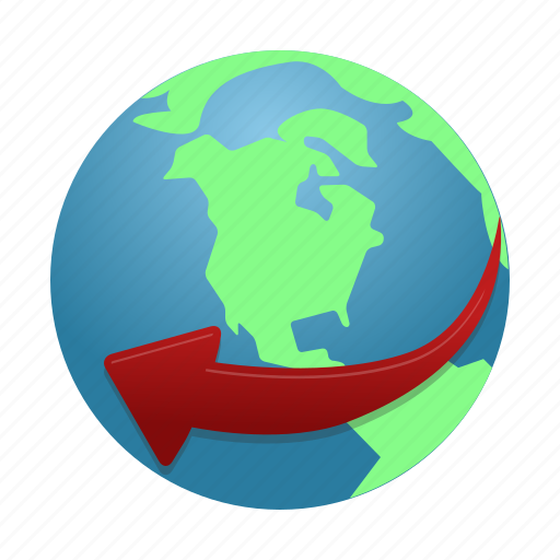 earth, global, globe, internet, service, web, world icon