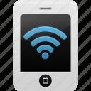 phone, wifi icon