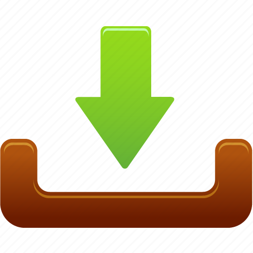 mailbox, message, receive icon