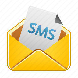email, envelope, letter, mail, message, sms, text icon
