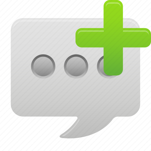 chat, communication, conversation, message, new, talk, text icon