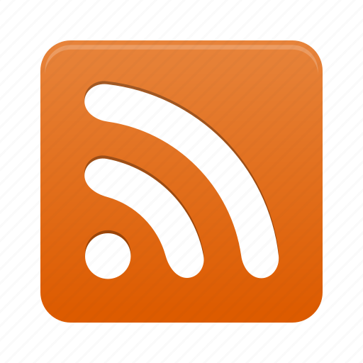 feed, media, network, rss, share, social, subscribe icon