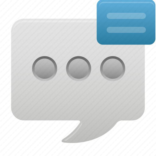 chat, communication, conversation, letter, message, show, text icon