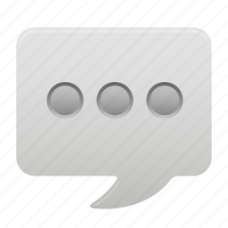 chat, message, messages, text icon